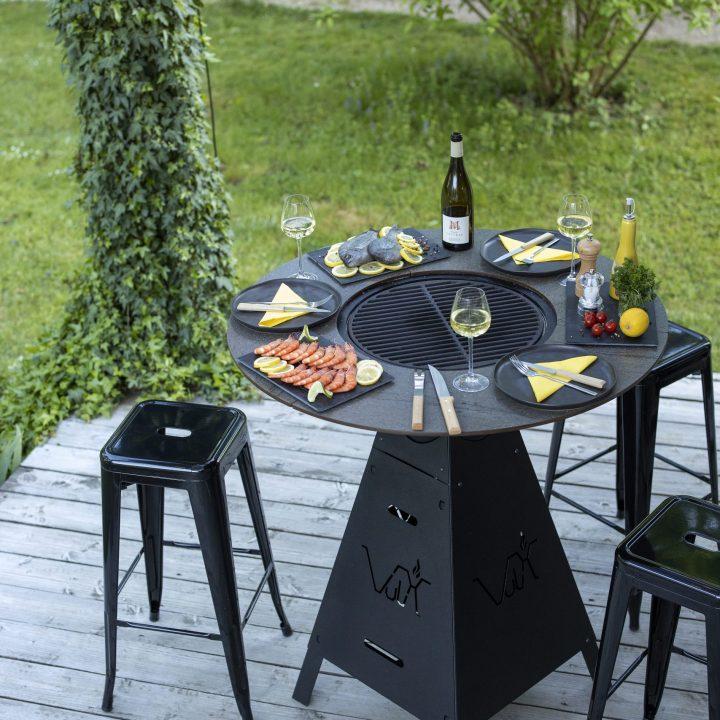 Table Plancha Vulx Fusion
